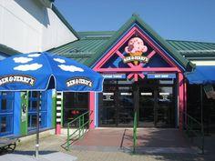 Ben & Jerry's Ice Cream Factory, Vermont