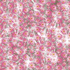 Estampa do dia Nanete Têxtil #daisy #margaridas #estampa #estamparia #malha #cores #colors