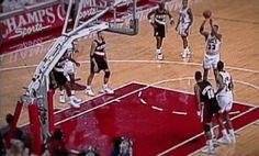 Jordans put back off the missed Free throw gifs gif sports gifs cool gifs basketball gifs nba gifs michael jordan gifs