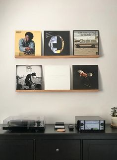 Vinyl Record Display, Record Wall, Vinyl Record Storage, Vinyl Shelf, Shelf Wall, Vinyl Record Collection, Vinyl Decor, Display Shelves, Display Wall