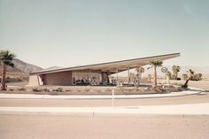Albert Frey Palm Springs Mid Century Modern Saved from Demolition.