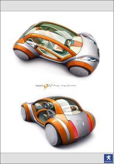 for peugeot concept design2007, 3ds max modeled and Vray rendering    design and modeled: Ertug Yenidemir