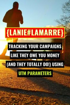 Tracking your campaigns and seeing the ROI metrics for your digital marketing efforts is as simple as implementing UTM parameters. Head over to learn more about what UTM parameters are, how they're as simple as the URLs you're already sharing, and when (and when not!) to use them. // Lanie Lamarre - OMGrowth Make Business, Small Business Marketing, Email Marketing, Business Tips, Social Media Marketing, Online Business, Digital Marketing, Online Income, Online Earning
