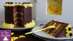 Una deliciosa receta de banana y chocolate que se convertirá en tu receta favorita. La mezcla del chocolate con la banana (plátano o banano) es suave y perfecta