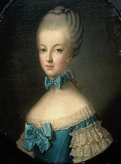 Maria Antonia, future Queen of France (1769, Joseph Ducreux)                                                                                                                                                     Mehr