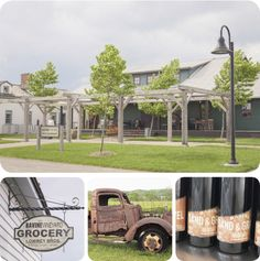 Nice structure to work with in the back yard Niagara on the Lake Outdoor Winery Wedding at Ravine Vineyard Estate WInery