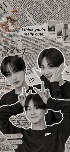 Kpop Wallpapers, Kpop Iphone Wallpaper, Iphone Wallpaper Quotes Funny, Boys Wallpaper, Dark Wallpaper, Unique Wallpaper, Cute Wallpapers, Fandom Kpop, Kpop Posters
