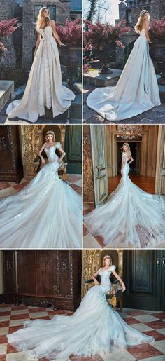 "Look and Feel like a Queen! ""Le Secret Royal"" Collection from Galia Lahav!"