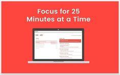 Focus la extensión de Chrome que convierte distracciones en listas de tareas   Trabajar con el ordenador tiene sus ventajas pero todos sabemos también que puede ser unafuente continua de distracciones: que si el correo electrónico que si las redes sociales que si voy a ver este vídeo sólo un momentito y acabas repasando toda la lista de vídeos relacionados durante una hora...  Por suerte existen numerosas aplicaciones que te ayudan a evitar esas distracciones aconcentrarte mejor y aser más…