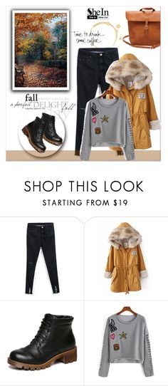 """""""SheIn I/3"""" by amra-mak ❤ liked on Polyvore featuring Sheinside"""