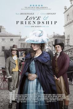 Beautiful young widow Lady Susan Vernon visits to the estate of her in-laws to wait out the colourful rumours about her dalliances circulating through polite society. Whilst ensconced there, she decides to secure a husband for herself and a future for her