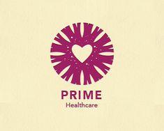 Prime Healthcare Logo Inspiration Gallery | More logos http://blog.logoswish.com/category/logo-inspiration-gallery/ #logo #design #inspiration