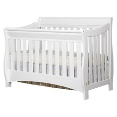 Delta Bentley S Series 4-in-1 Crib. Travis liked this one when we saw it in person at Target.