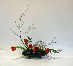 Resultat d'imatges de ikebana