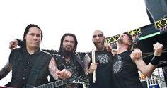 Machine Head mit  neuem Album 'Killers And Kings' auf Tour 2014