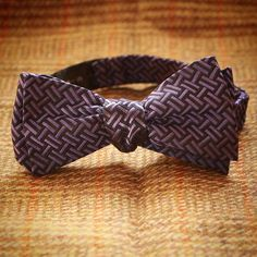 Doctor Who Smith Journey Bow Tie by Magnoli Clothiers