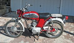 1968 Yamaha YG5-T Trailmaster 80, featured in the August 2014 issue of Rider magazine.