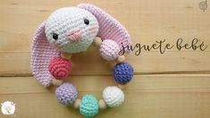 Excellent Photo amigurumi bebe Ideas The actual introduction associated with the Timeless Miffy Amigurumi Crochet Kit and XL Miffy Amigurumi Crochet Kit fou Crochet Toys, Crochet Baby, Knit Crochet, Dollar Store Crafts, Toddler Gifts, Baby Crafts, Handmade Toys, Crochet Projects, Creations