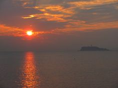 Sunset at Enoshima
