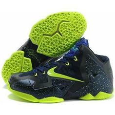 new product 4f73f d01d9 Find Nike LeBron 11 NikeID Navy Volt Blue Cheap To Buy online or in  Pumarihanna. Shop Top Brands and the latest styles Nike LeBron 11 NikeID  Navy Volt Blue ...
