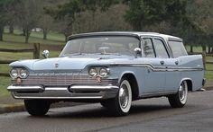 1959 Chrysler Town & Country - 8 Passenger 'Spectator' Wagon