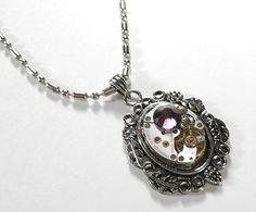 Steampunk Jewelry by edmdesigns