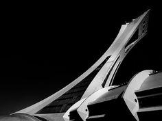 La Tour du Stade Olympique (Montreal, Canada. Gustavo Thomas © 2013)