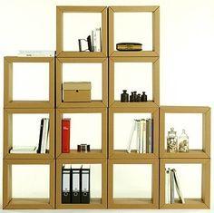 muebles cartón 2 #mueblesrecicladoscarton
