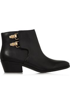 Sam Edelman Peter leather boots, £82