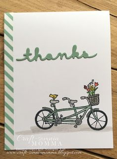 Craft-somnia Momma: Pedal Pusher Thanks