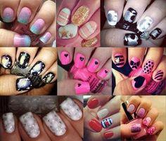 Cute nail art and nail deaigns