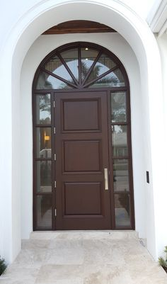 Beautiful custom sapele mahogany door from the 84 lumber millwork in 84 lumber offer unique custom door designs for not only front doors but all interior doors and exterior doors planetlyrics Image collections
