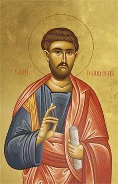 Icon of the Apostle Simon the Zealot - Twelve Apostles Series - Anna Fisher, Byzantine Icons, Home Icon, Orthodox Icons, Icon Set, Christianity, Saints, Movie Posters