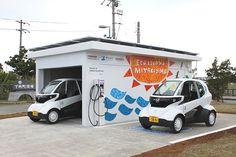 Honda testa viabilidade de seu micro MC-β elétrico em sociedade sustentável.ChassisBlog.com | ChassisBlog.com