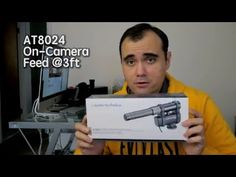 Audio Technica AT8024 Review - Panasonic G7 Bundle - YouTube