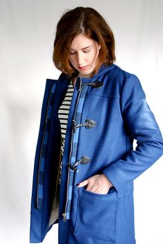 After a two years of sitting in my sewing queue, I can finally check the Cascade Duffle Coat by Grainline Studio off my list. I knew this project was going to be a major time investment and the only way I could make itfor this winter was to work… View Post