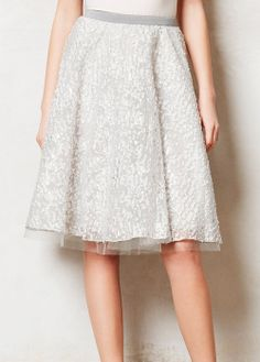 [Mariazell Skirt by Anthropologie]