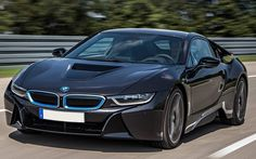 2016 BMW M8 - front view 1
