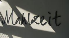 Dekobuchstaben, Wandbuchstaben, Wandtattoo