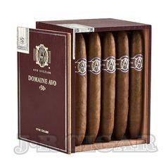 AVO Domaine handmade Dominican cigars