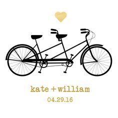 BICYCLETTE |METALLIC TEMPORARY PERSONALIZED FLASH TATTOOS