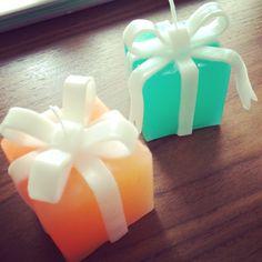 Svíčky • jako dárkový balíček