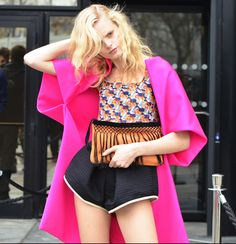hanne gaby odiele street style tommy ton - Google Search