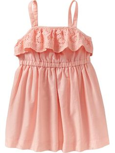 Old Navy | Eyelet-Ruffle Sundresses for Baby