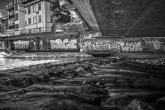 Freiburg Street - Long Exposure B&W HDR by znkrt #architecture #building #architexture #city #buildings #skyscraper #urban #design #minimal #cities #town #street #art #arts #architecturelovers #abstract #photooftheday #amazing #picoftheday