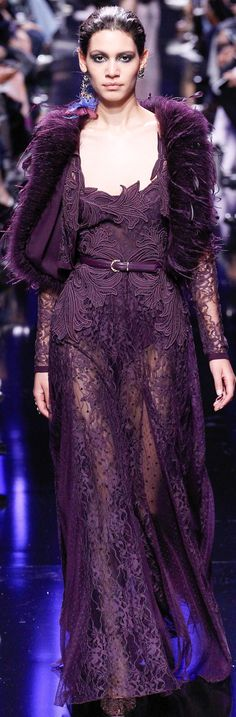 Elie Saab | Evening Dress | Fall/Winter 2017-18 | Lebanese | RTW