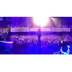 @TivoliVredenburg went mental tonight! Thank you NL crew!!!❤️ #GoldfishOnTour #SoldOut #Utrecht #Netherlands