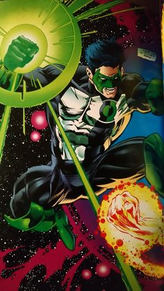 Green Lantern Kyle Rayner, Lanterns, Anime, Movies, Movie Posters, Art, Films, Art Background, Film Poster