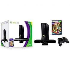 Xbox 360 4GB Kinect Bundle - $432.98 (iOffer)