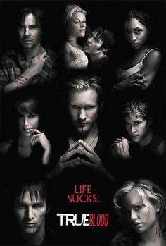 True Blood - life sucks true-blood